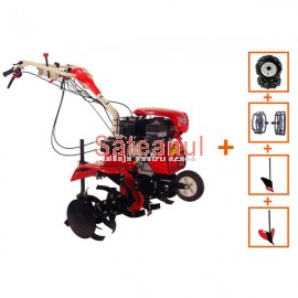 Motocultor Loncin LC1200 (3+1), 8 CP, pachet | sateanul.ro