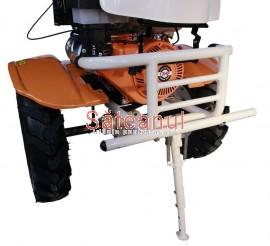 MOTOCULTOR O-MAC NEW 1350-S 13CP CU DIFERENTIAL&ROTI | sateanul.ro - 6