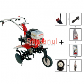 Motocultor Prorun PT-750A, 7 CP, pachet promo | Săteanul.ro