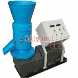 Masina de pelletat MKL-300 | Săteanul.ro