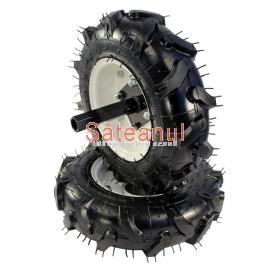 Roti cauciuc motocultor 750/100 (4.00 x 8) | sateanul.ro