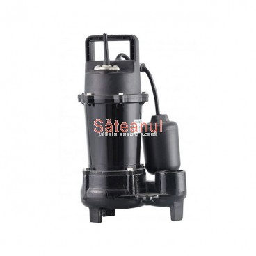 Pompa submersibila de drenaj apa murdara ROTAKT SW370F