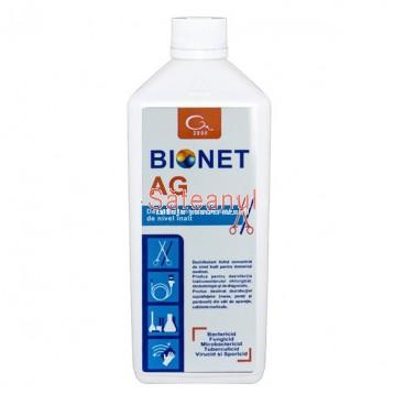 Dezinfectant instrumentar Bionet AG | sateanul.ro