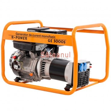 Generator Ruris R-Power 5000S | sateanul.ro