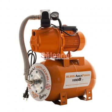 Hidrofor Ruris Aquapower 1008 | sateanul.ro
