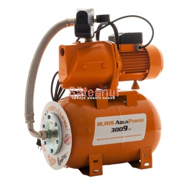 Hidrofor Ruris Aquapower 3009 | sateanul.ro