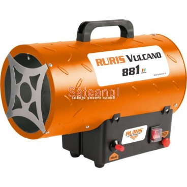 Aeroterma gaz Ruris Vulcano 881 | sateanul.ro