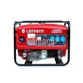 GENERATOR LONCIN 5,5 KW 220V | sateanul.ro