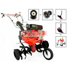 Motocultor Prorun PT-9000A, 7 CP, cu prasitoare | Săteanul.ro