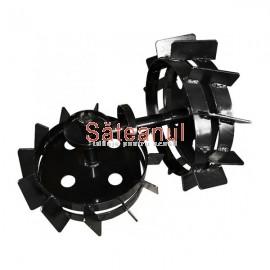 set roti metalice motocultor MF360, Rotakt