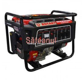 Generator de curent Rotakt ROGE6500 5.5 KW