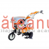 Motocultor O-Mac New 750 Eco, 7 CP, cu roti c. + plug + rarita | sateanul.ro