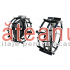 Roti metalice cu manicot motocultor LC90/LC1200/1350   sateanul.ro