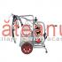 Aparat de muls vaci EMT 2+1A, 1 bidon aluminiu, 40 l, 2 posturi | Săteanul.ro