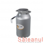 Bidon transport, aluminiu, 30 litri, detalii