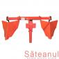 Cultivator multifuncţional cu doua rarite | sateanul.ro