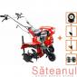 Motocultor Loncin LC850, 7 CP, cu roti c. + plug + rarita + prasitoare + roti m. | sateanul.ro
