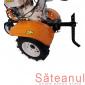 Motocultor O-Mac New 1000-S, 8 CP, pachet accesorii | sateanul.ro
