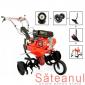 Motocultor Prorun PT-9000A, 7 CP, prasitoare, detalii