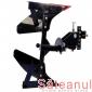 Plug reversibil motocultor 750/1000/1200, detalii