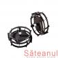 Roti metalice cu manicot motocultor 750-1000 - Premium | sateanul.ro